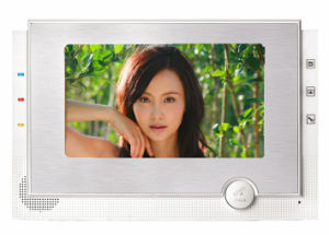 7 Inches Color Visual Doorbell