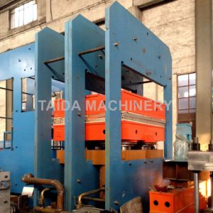 Xlb-Dq1000X1000 Rubber Plate Vulcanizing Press Curing Vulcanizer Machine Factory pictures & photos