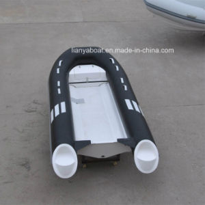 Liya 4.3m China Dinghy Rib Boat with Accessories for Sale pictures & photos