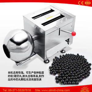 Pill Making Tablet Automatic Maker Press Machine for Sale pictures & photos