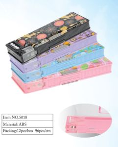 Beautiful Pencil Box for Students (5018) pictures & photos