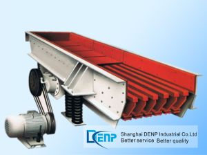 High Quality Vibrating Feeder of Denp pictures & photos