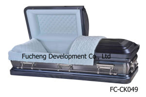 18ga Funeral Casket Metal Casket for Funeral (FC-CK049) pictures & photos