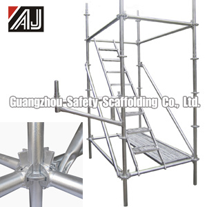 Ring Lock Scaffolding (RINGLOCK SYSTEM) pictures & photos