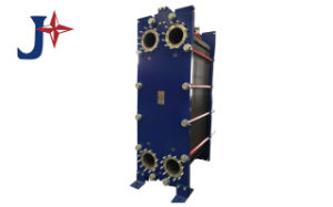 Replace Alfa Laval M25 Plate and Frame Heat Exchanger for Waste Water Treatment pictures & photos