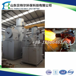 Wfs-30 Small Incinerator, No Black Smoke Incinerator, 3D Video Guide pictures & photos
