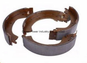 High Quality Motorcycle Brake Shoes pictures & photos