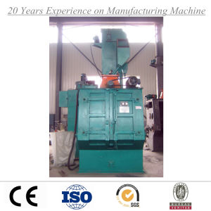 Tumblast Belt Shot Blasting Machine for Bolts and Nuts Cleaning pictures & photos