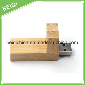 Promotion Gift Factory Supply USB Stick with Wooden Design pictures & photos