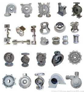 Forging Parts/Steel Casting Parts (HS-AD-026) pictures & photos