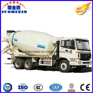 9m3 HOWO Concrete Mixer Truck pictures & photos