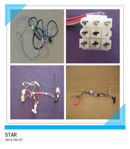 OEM Electric Refrigerator Contarol Box Wiring Harness Connector pictures & photos