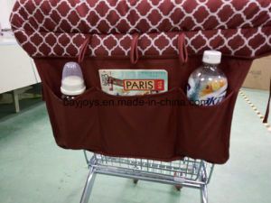 Baby Printing Shopping Cart Cover pictures & photos