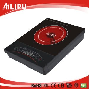 Ailipu Home Use Touch Infrared Cooker with CE/CB Approval (SM-DT202) pictures & photos
