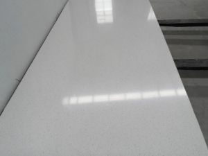 Quartz Slab for Kitchen Countertop and Floor Tiles