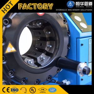 Heng Hua Good Quality Pipe Hydraulic Hose Crimping Machine pictures & photos
