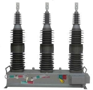 Zw32-40.5 Outdoor High-Voltage Vacuum Circuit Breaker