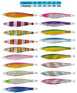 Lead Fish-Hard Fishing Lure-Fishing Tackle Lf-016 Serie pictures & photos