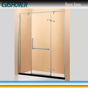 Stainless Steel Frameless Glass Shower Screen (BP0931) pictures & photos