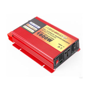 Solar Power Inverter Red Color DC/AC 300W-3000W pictures & photos