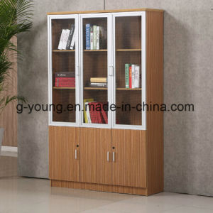 Glass Door Design Furniture Office File Cabinet pictures & photos