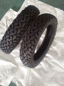 Strong Body Heavy Duty Motorcycle Tyre 110/90-16 8pr pictures & photos