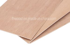 4mm Plain Plywood for Furniture and Decoration pictures & photos