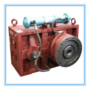 Zlyj Horizontal Single Screw Gearbox for Plastic Machine Film Blowing pictures & photos