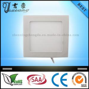 15W 90-265V Cool White Square LED Panel Light