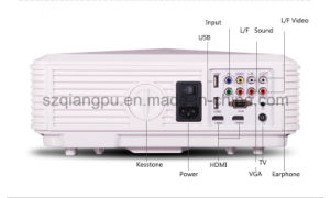 2000lm HD Home Theater TV Projector (SV-226) pictures & photos