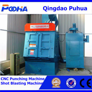 Tumble Belt Shot Blasting Machine for Cleaning Springs and Bolts pictures & photos