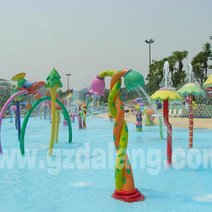 Water Game Flower Spray (DL010) pictures & photos