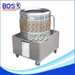 Stainless Steel Chicken Plucking Machine in Factory Price
