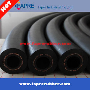 Steel Wire Braided Hydraulic Rubber Hose for E85 Fuel pictures & photos