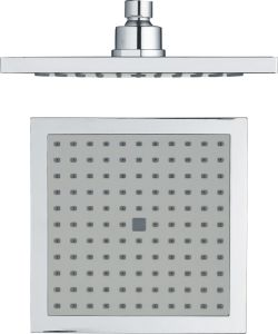 Square ABS Shower Head (TK0336)