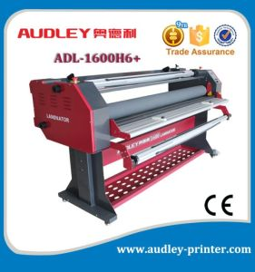 Automatic Hot and Cold Cutting Laminating Machine Adl-1600h6+ pictures & photos