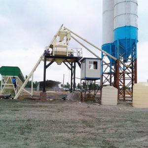 ISO9001 Productivity 50m3/H (Hzs50) Concrete Batching Plant pictures & photos