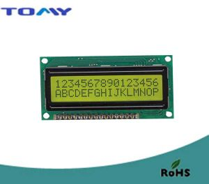 16X2 Character LCD Module with RoHS pictures & photos