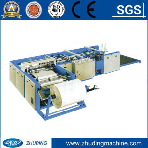 Wenzhou Full Automatic Nonwoven Rice Bag Cutting and Sewing Machine pictures & photos