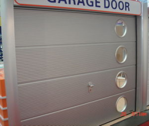 Ce Approved Electrical Overhead Garage Door/ Sectional Automatic Garage Door pictures & photos
