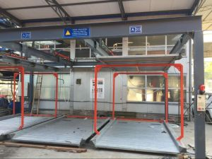 High Quality Steel Auto Carport (BDP) pictures & photos