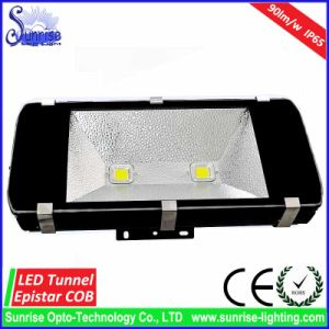 Epistar COB 100W LED Tunnel/Floodlight Fixture