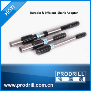 Thread Drill Shank Adapter to Transmit Rotation Torque, pictures & photos