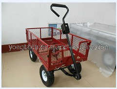 Small Garden Steel-Mesh Cart (GC1840C) pictures & photos