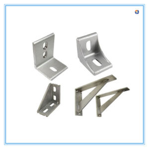 OEM Galvanized Stainless Steel Angle Bracket pictures & photos
