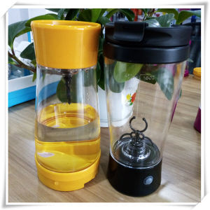 New Arrival Plastic Shaker Bottle (VK15027) pictures & photos