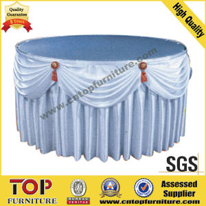 Luxury Hotel Banquet Table Cloth pictures & photos