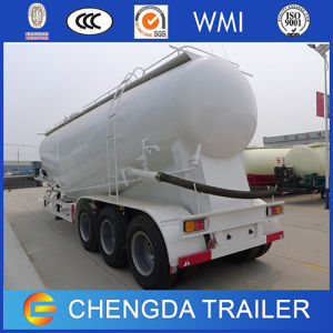 Dry Bulk Cement Silo Truck Tank Semi Trailer, Tanker Trailer for Sale pictures & photos