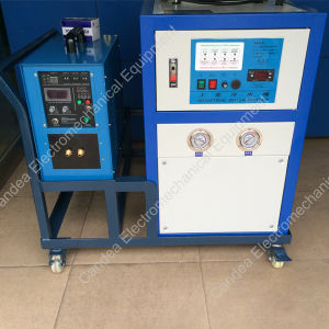 High Frequency Induction Heating Machine with Water Chiller