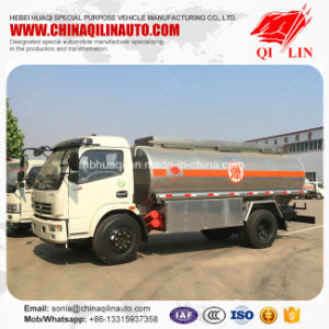 8000 Liters Fuel Tanker Truck with Fire Extinguisher pictures & photos